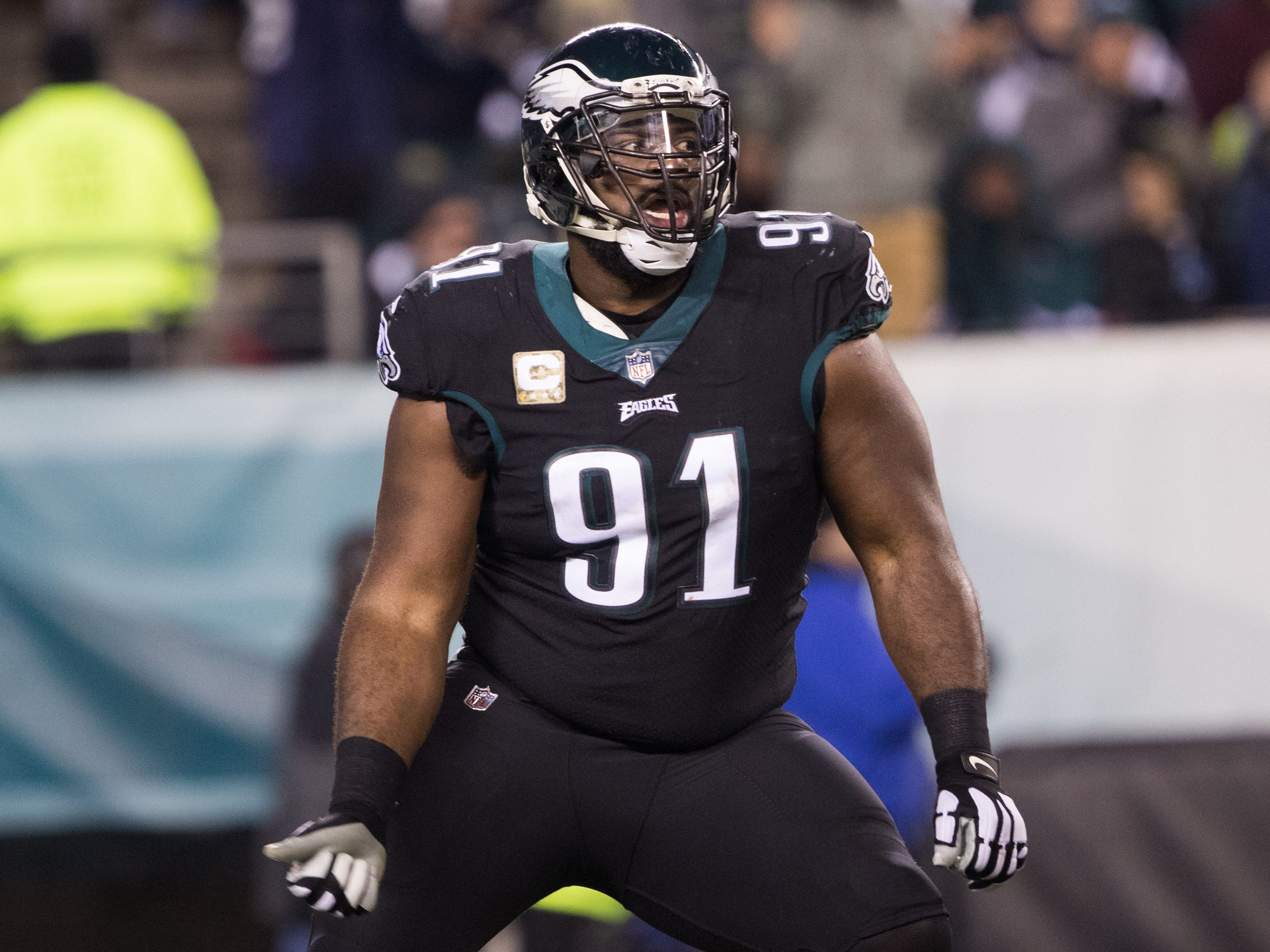 DT - Fletcher Cox, Philadelphia Eagles
