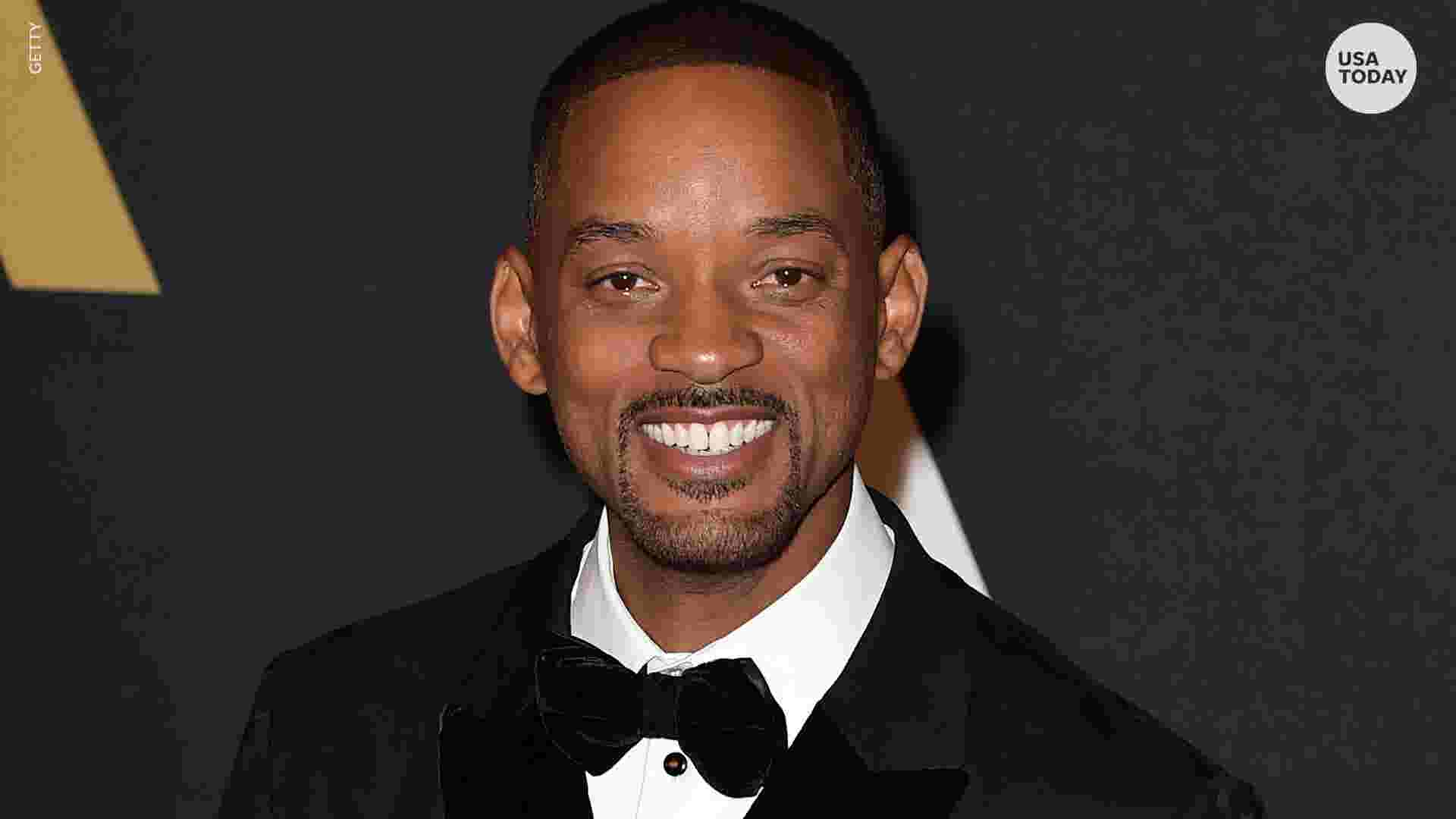Will Smith: Will Smith Is Getting Roasted As New 'Aladdin' Genie