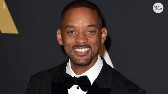 'Aladdin': Will Smith calls the shifting backlash over his blue genie 'very funny'