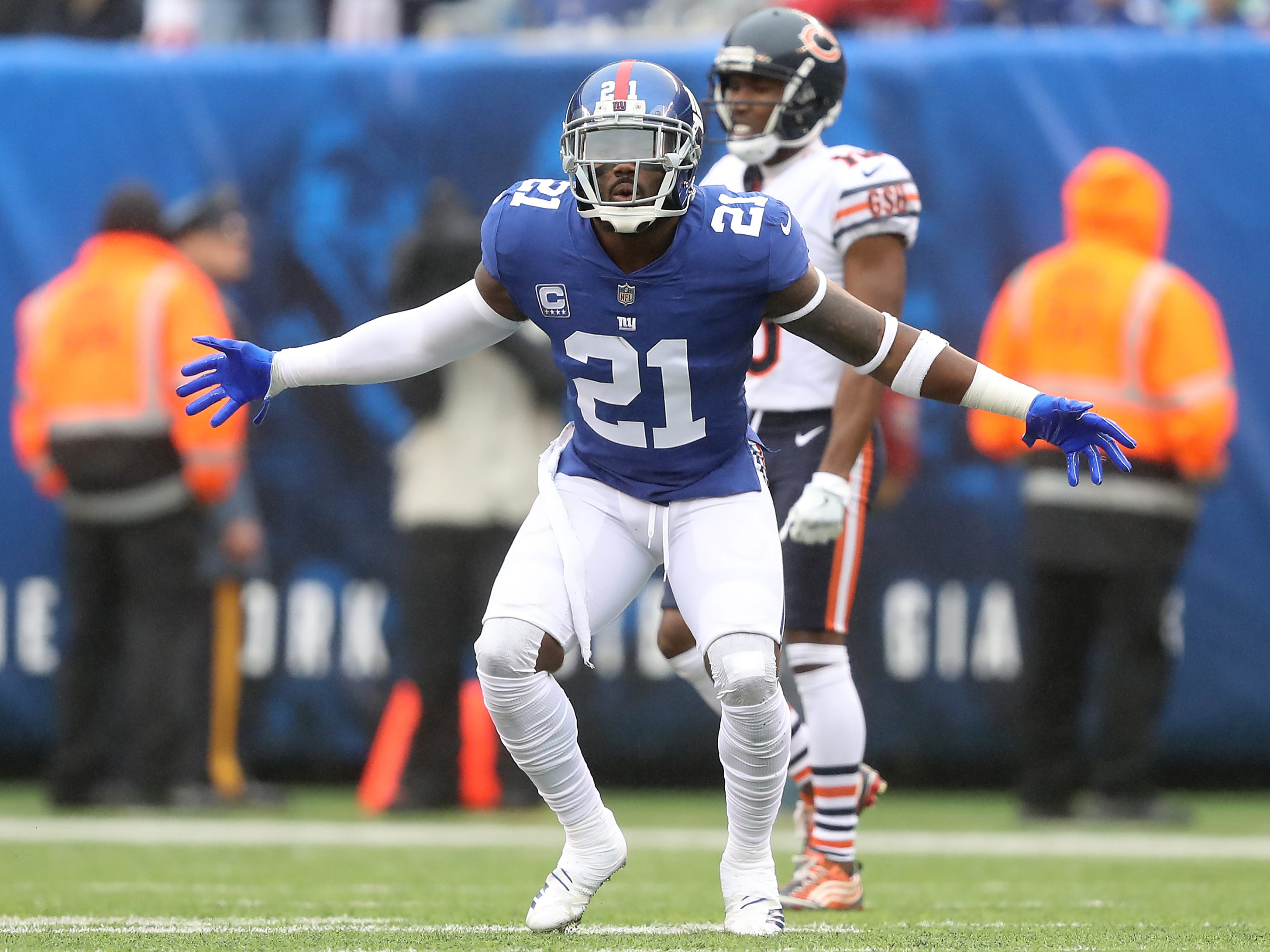 SS - Landon Collins, New York Giants