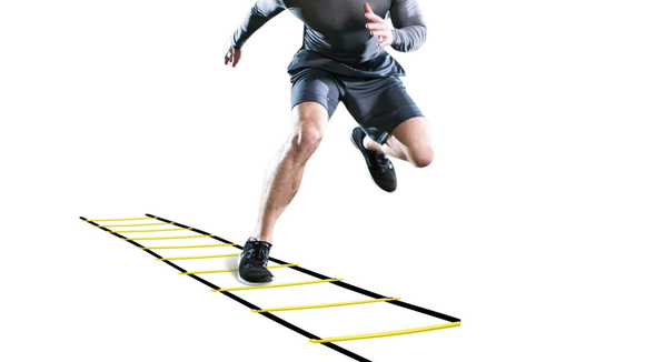Best way to get in shape for 2019: Speed ladder