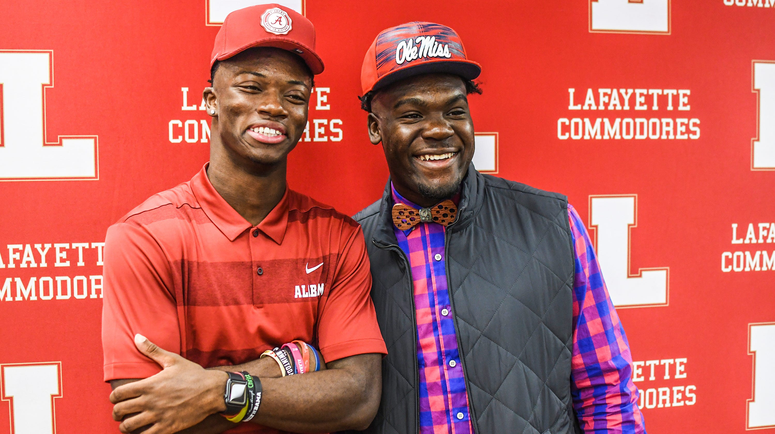 National Signing Day Winners And Losers Among College Football Teams