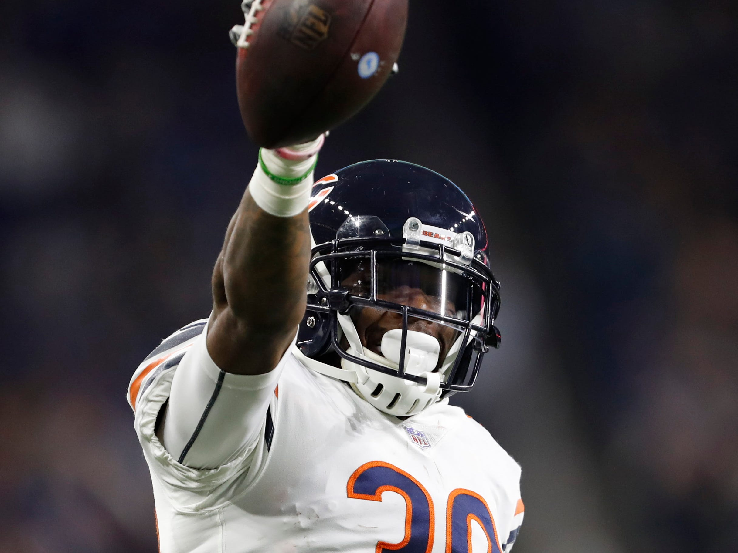 FS - Eddie Jackson, Chicago Bears