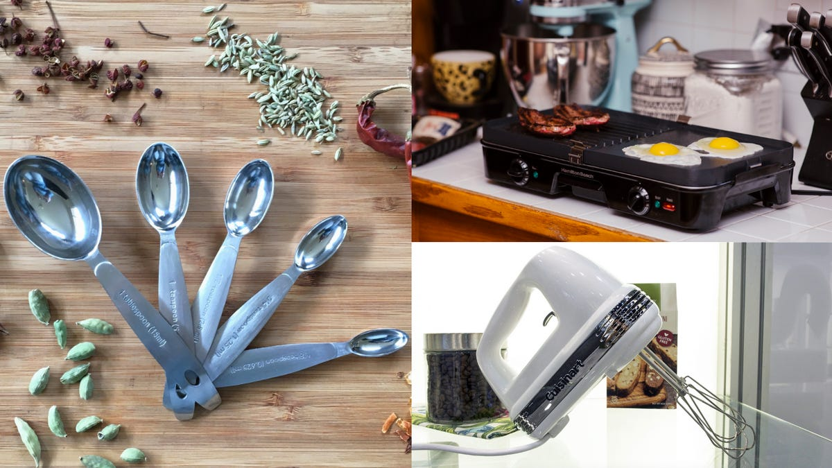 The 30 best kitchen gadgets of 2019: Instant Pot, KitchenAid ... Kitchen Gadgets Basket Ideas on gardening basket, vegetables basket, kitchen accessories basket, game night basket, kitchen tool basket, new dog basket, kitchen gift basket, kitchen utensil basket, pasta basket, kitchen christmas basket, kitchen wedding basket, pizza basket,