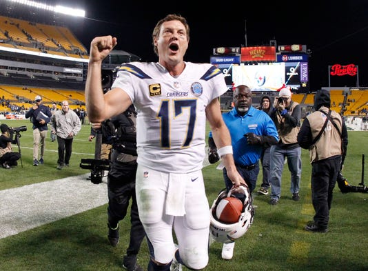 Nfl Los Angeles Chargers At Pittsburgh Steelers