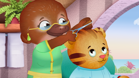On a new episode airing Jan. 7, Daniel doesn't know what to expect from his first haircut.