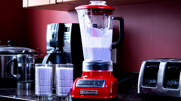The KitchenAid Diamond Blender