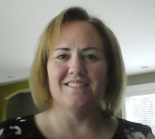 Christine Rufkahr, Sales Manager in St. Louis, hoping to lose weight through a