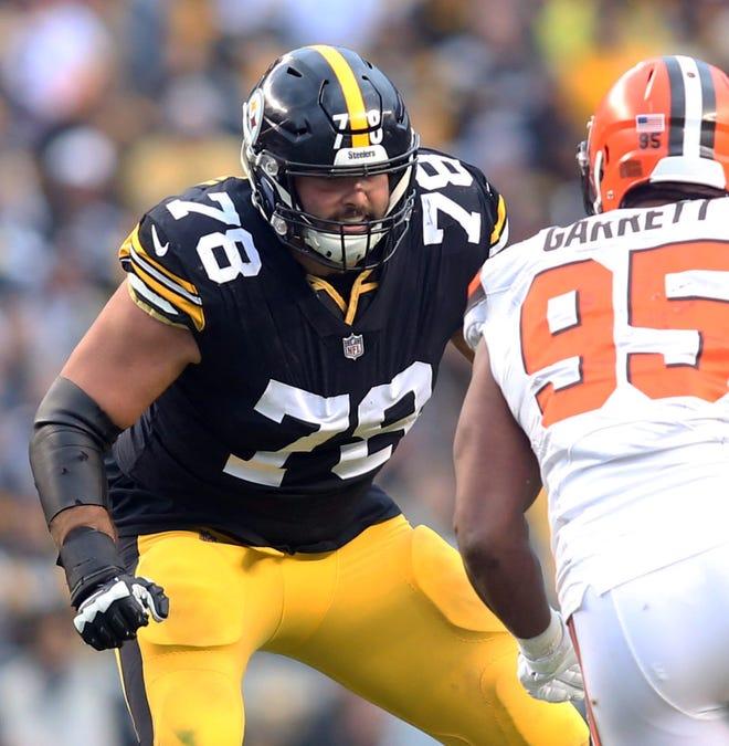 OT - Alejandro Villanueva, Pittsburgh Steelers