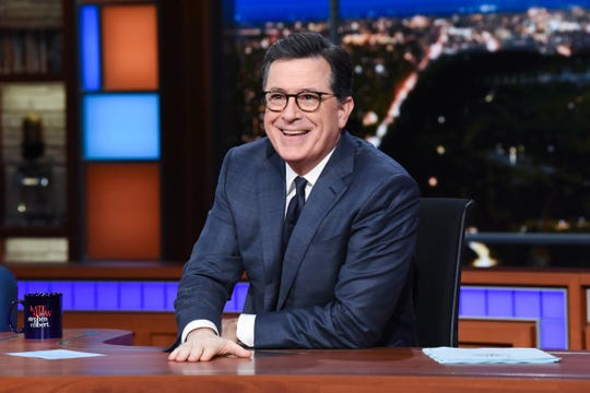 Colbert reveals what got Trump his Electoral College victory