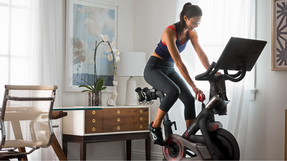 Best way to get in shape for 2019: Peloton Bike