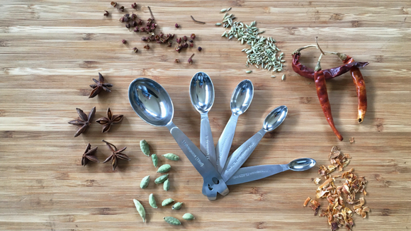 The Cuisipro spoon set