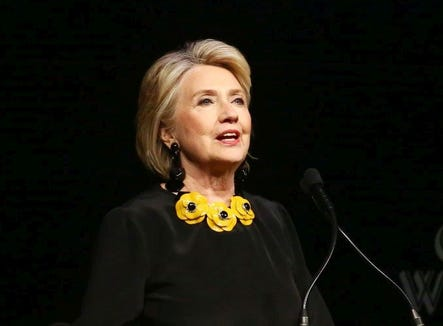 hillary clinton writes letter to girl who lost election by one vote
