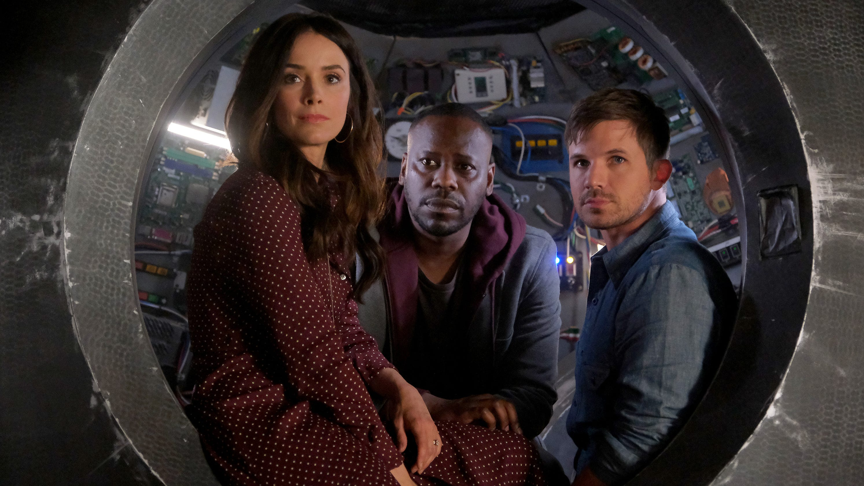 Timeless' finale recap: The Time Team wraps up a bumpy ride