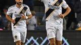 El delantero sueco Zlatan Ibrahimovic seguirá una temporada más con el Galaxy de Los Ángeles de la MLS