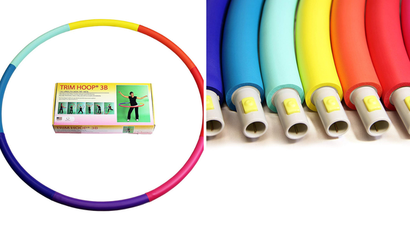 Everything you need to get in shape for 2019: Weighted Hula Hoop