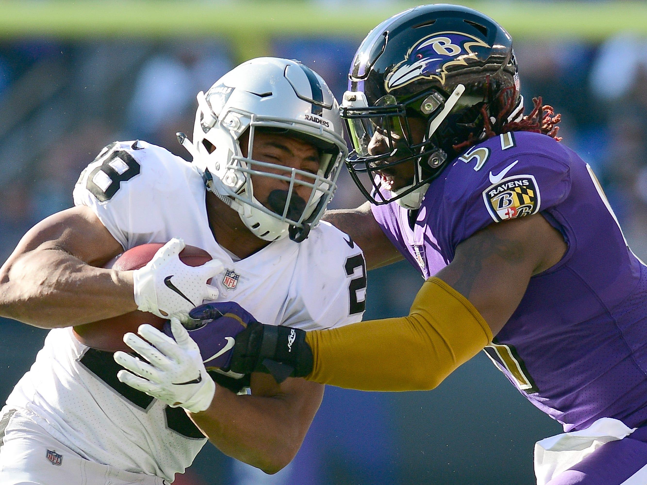 ILB - C.J. Mosley, Baltimore Ravens