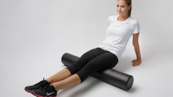 Everything you need to get in shape for 2019: Luxfit foam roller