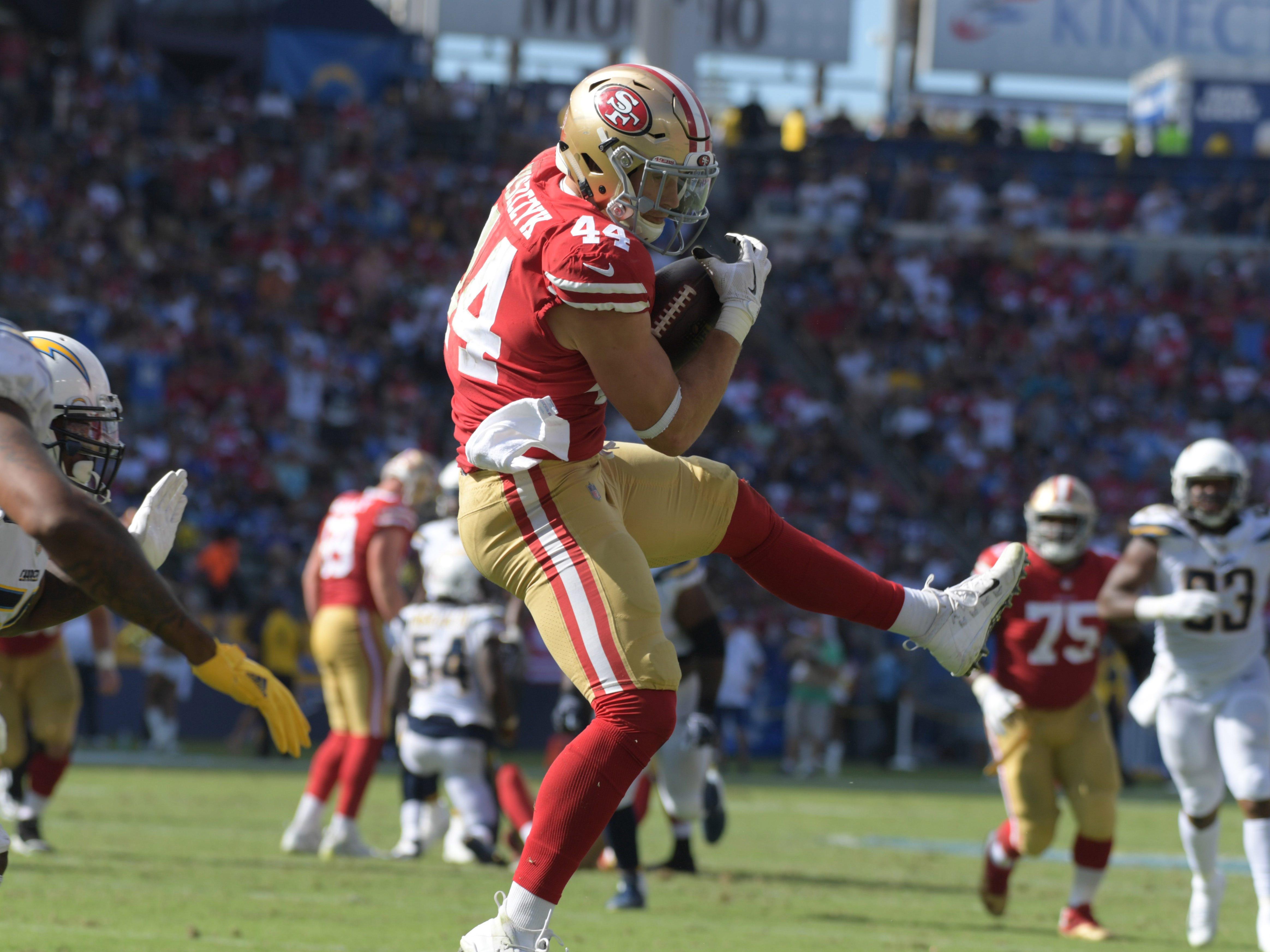 FB - Kyle Juszczyk, San Francisco 49ers