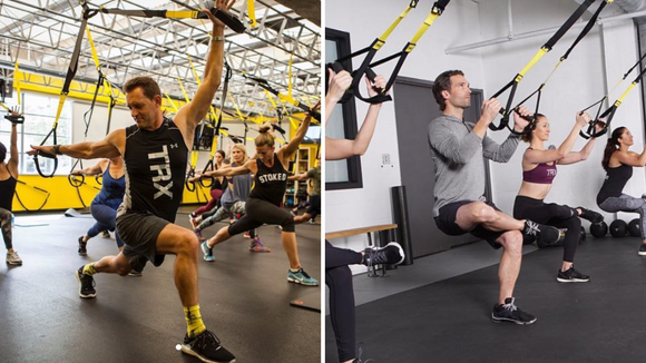Best way to get in shape for 2019: TRX Bands
