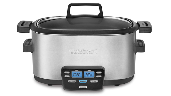 The Cuisinart Cook Central slow cooker