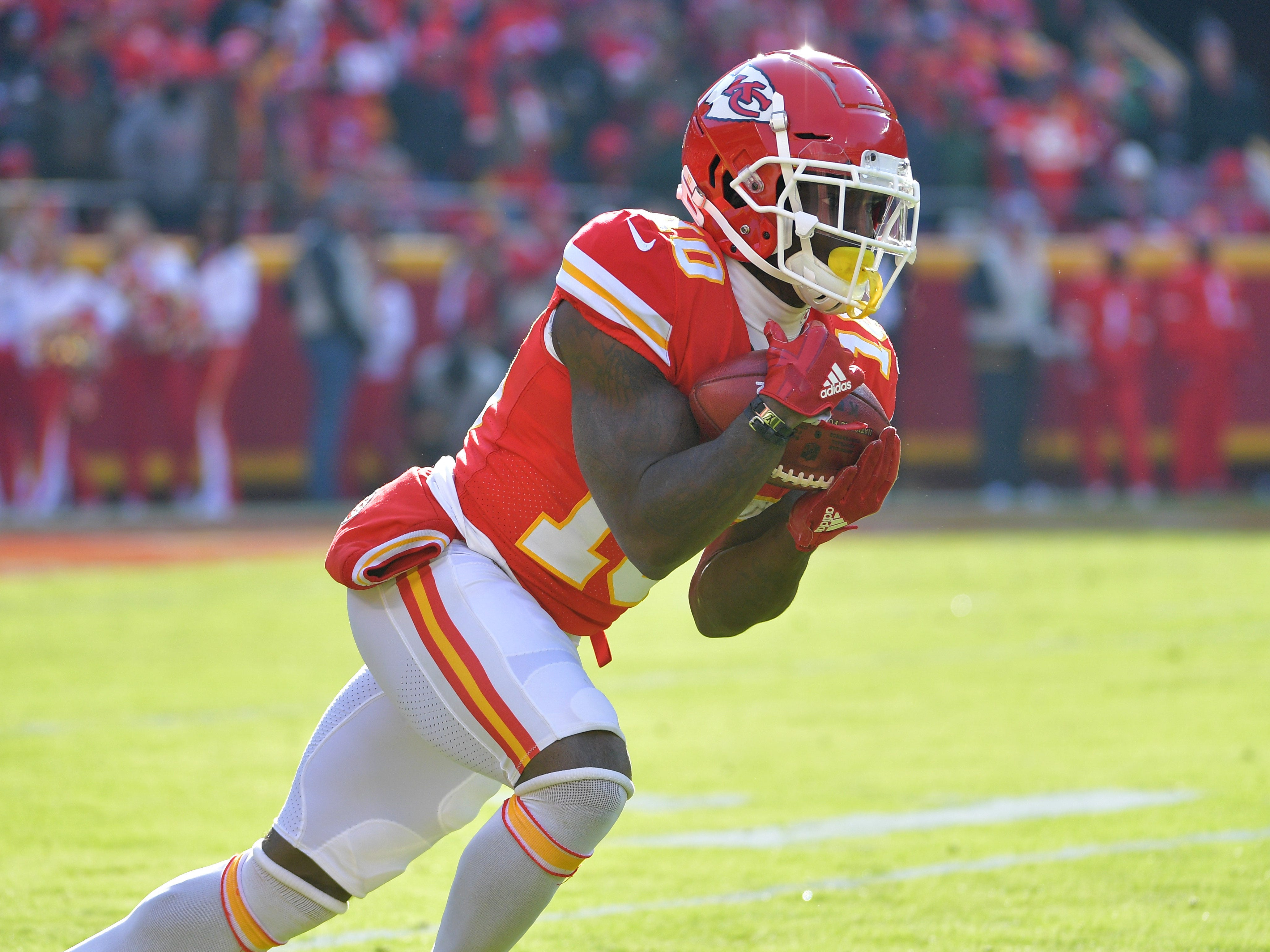 WR - Tyreek Hill, Kansas City Chiefs