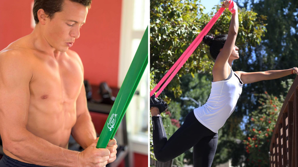 Everything you need to get in shape for 2019: Resistance Bands