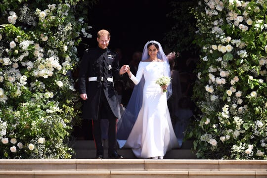 Meghan Markle's former 'Suits' colleagues, executive producer Aaron Korsh and actor Gina Torres, said they had an amazing experience attending the royal wedding of Markle and Britain's Prince Harry in May.