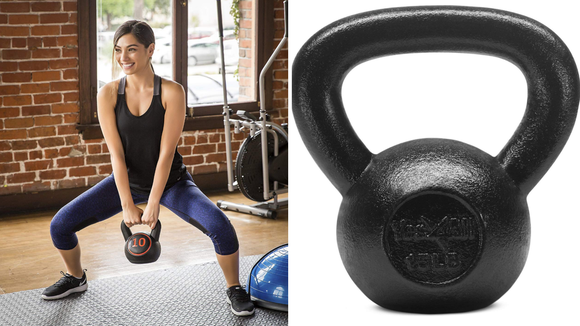 Best way to get in shape for 2019: Kettlebell