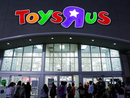 Toys R Us was Toys for Tots's top corporate sponsor for 14 years.