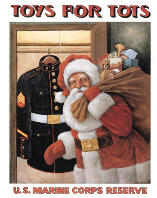 How Toys For Tots Is Overcoming Toys R Us Closings Disasters In 2018