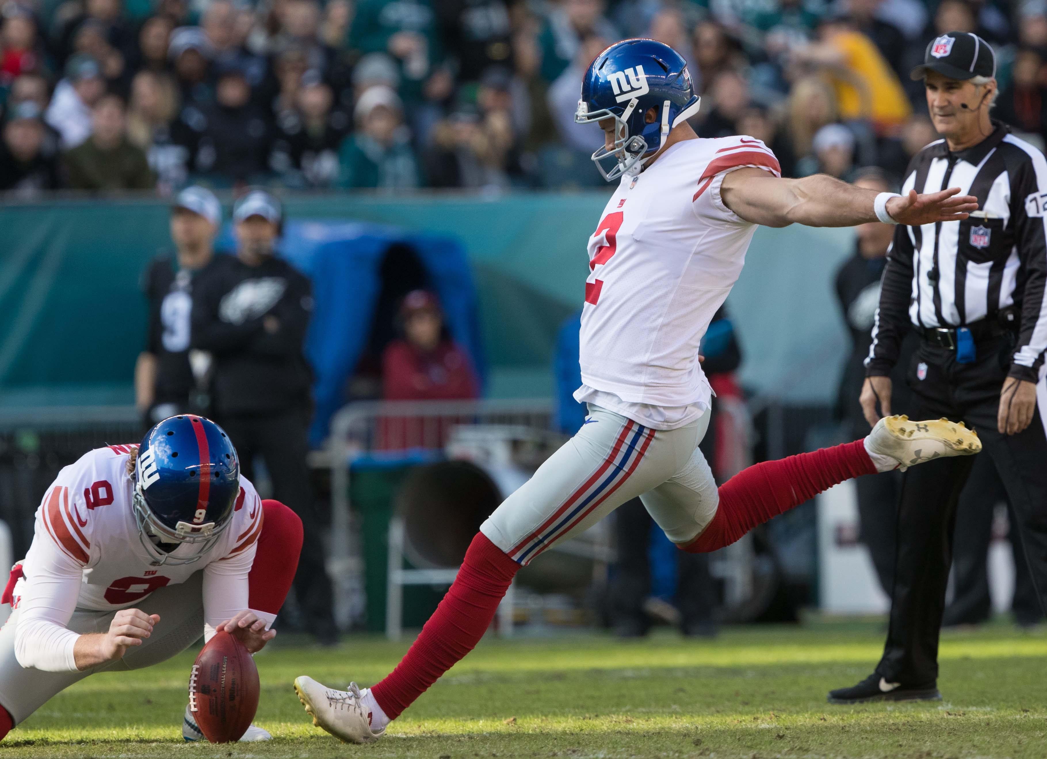 Nfl New York Giants At Philadelphia Eagles