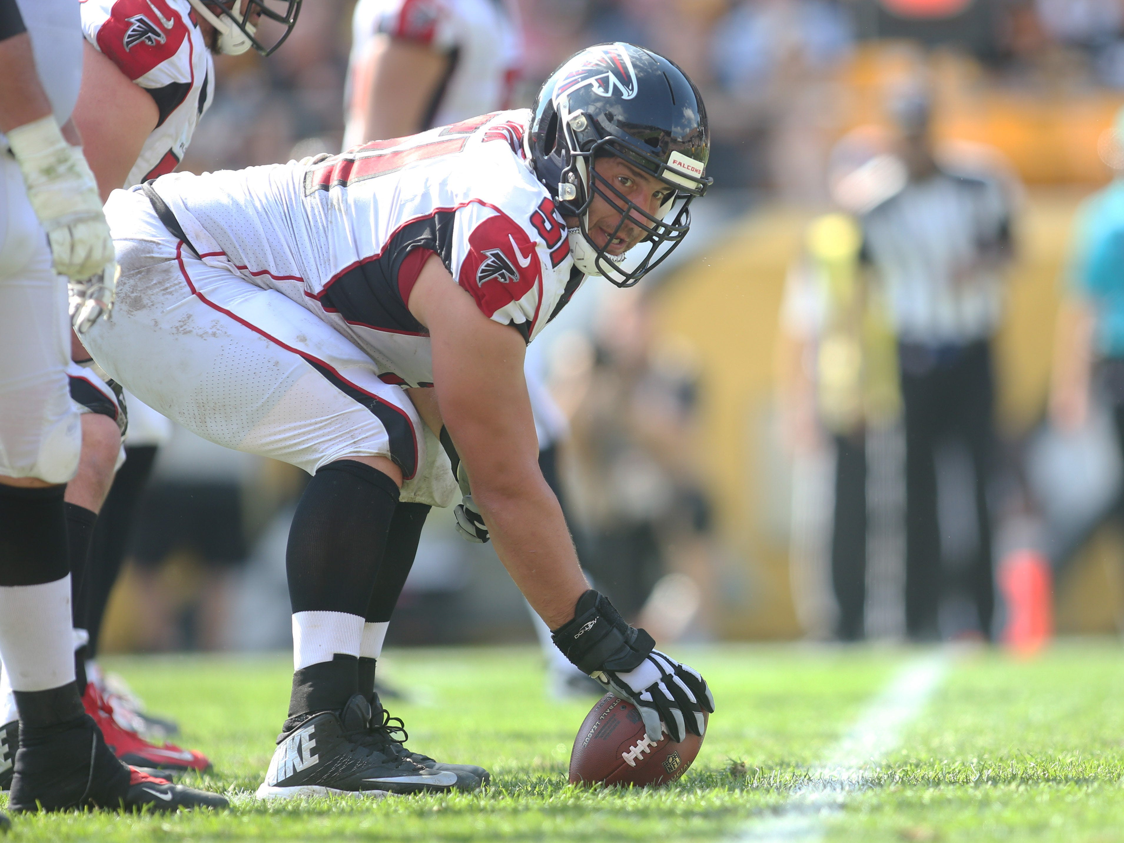 C - Alex Mack, Atlanta Falcons