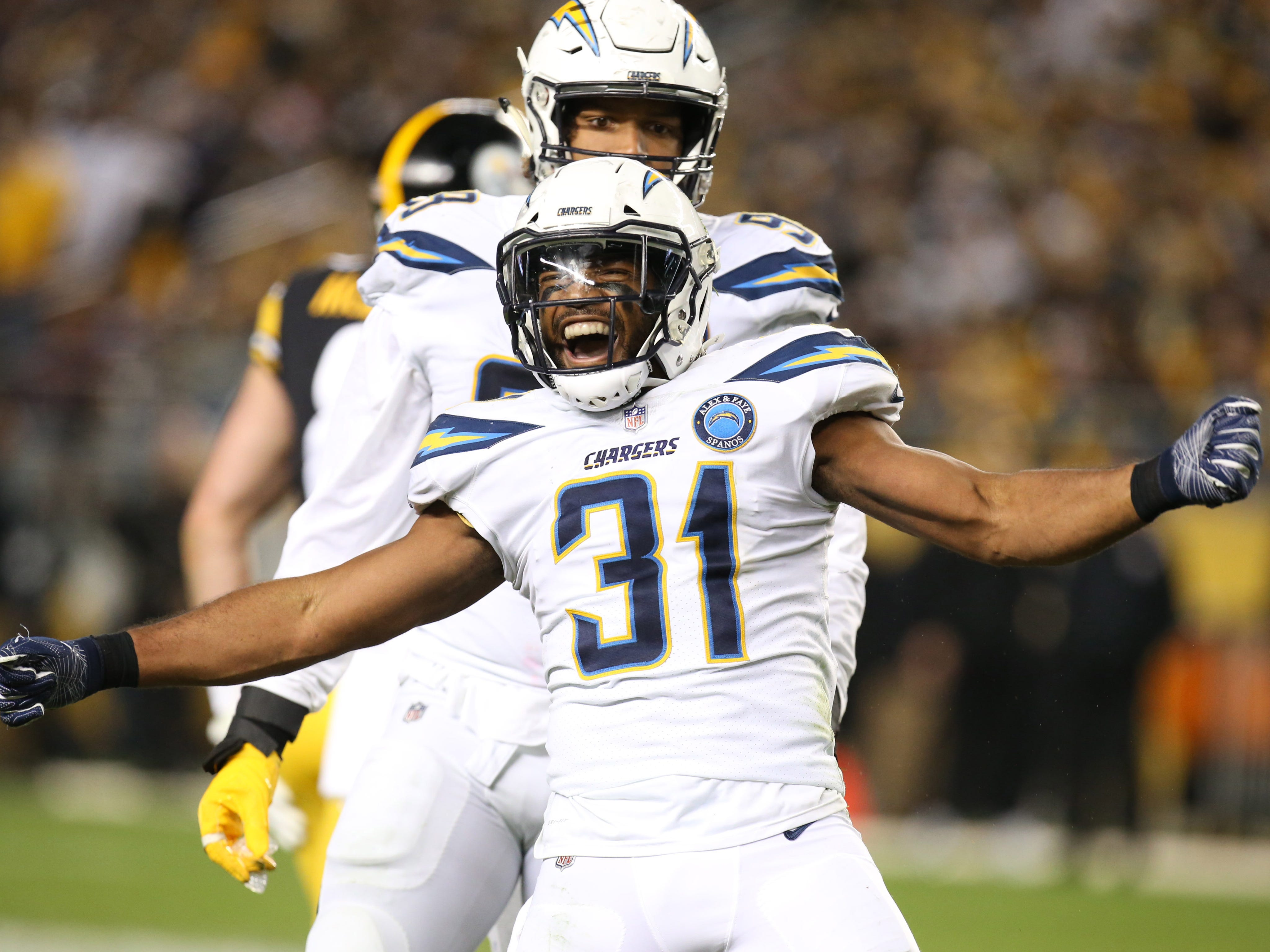 Special teamer - Adrian Phillips, Los Angeles Chargers