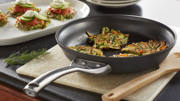 The Calphalon Contemporary non-stick pans