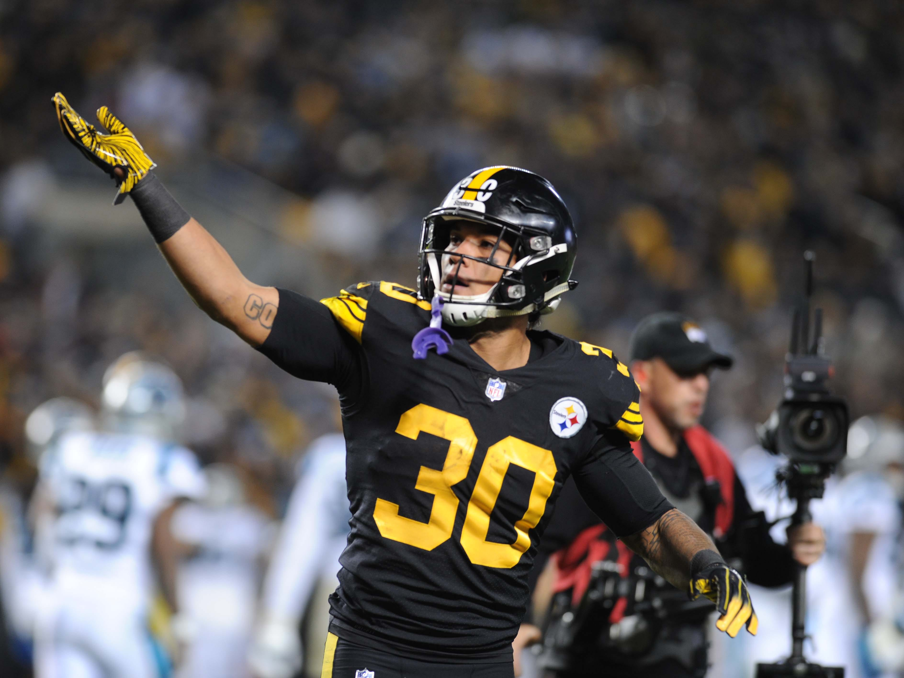 RB - James Conner, Pittsburgh Steelers