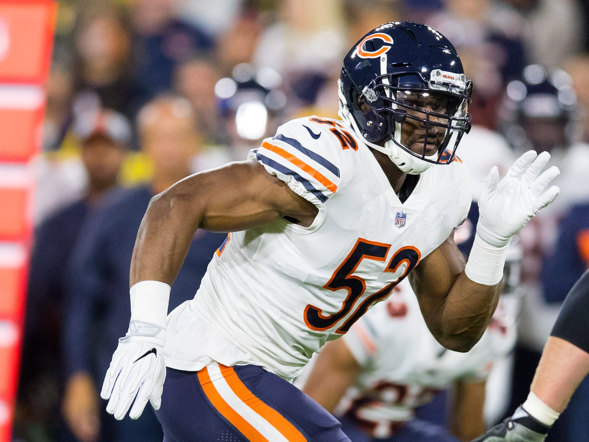 OLB - Khalil Mack, Chicago Bears