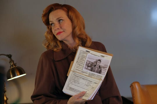 Annie Wersching's wonderfully ruthless Emma Whitmore finally gets a comeuppance.