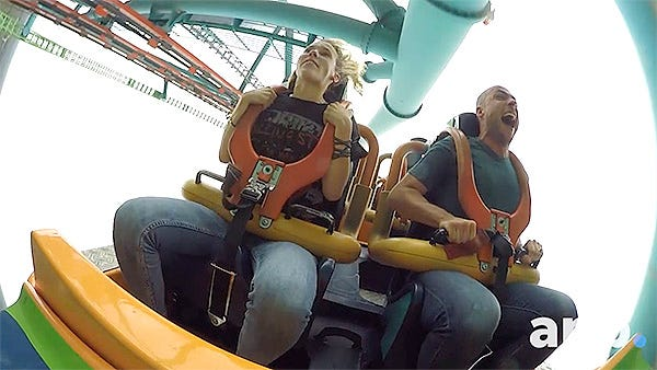 Experience Great Adventure S Kingda Ka