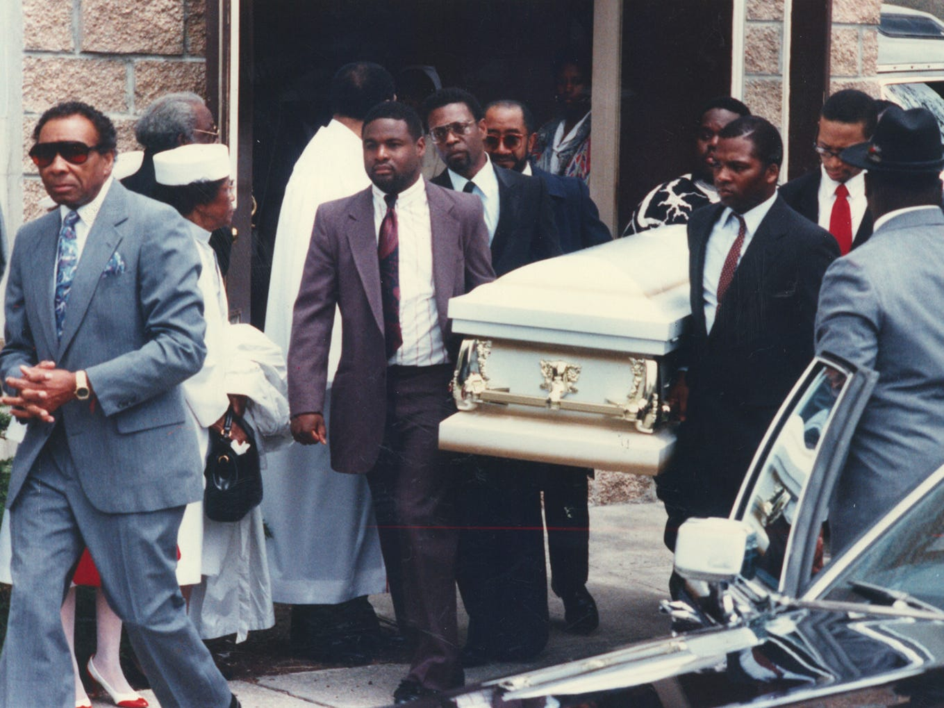 5/7/92 Funeral services for Quiana Dees, 12.