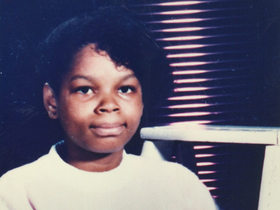 Quiana Dees, 12, murdered in Asbury Park in May of 1992