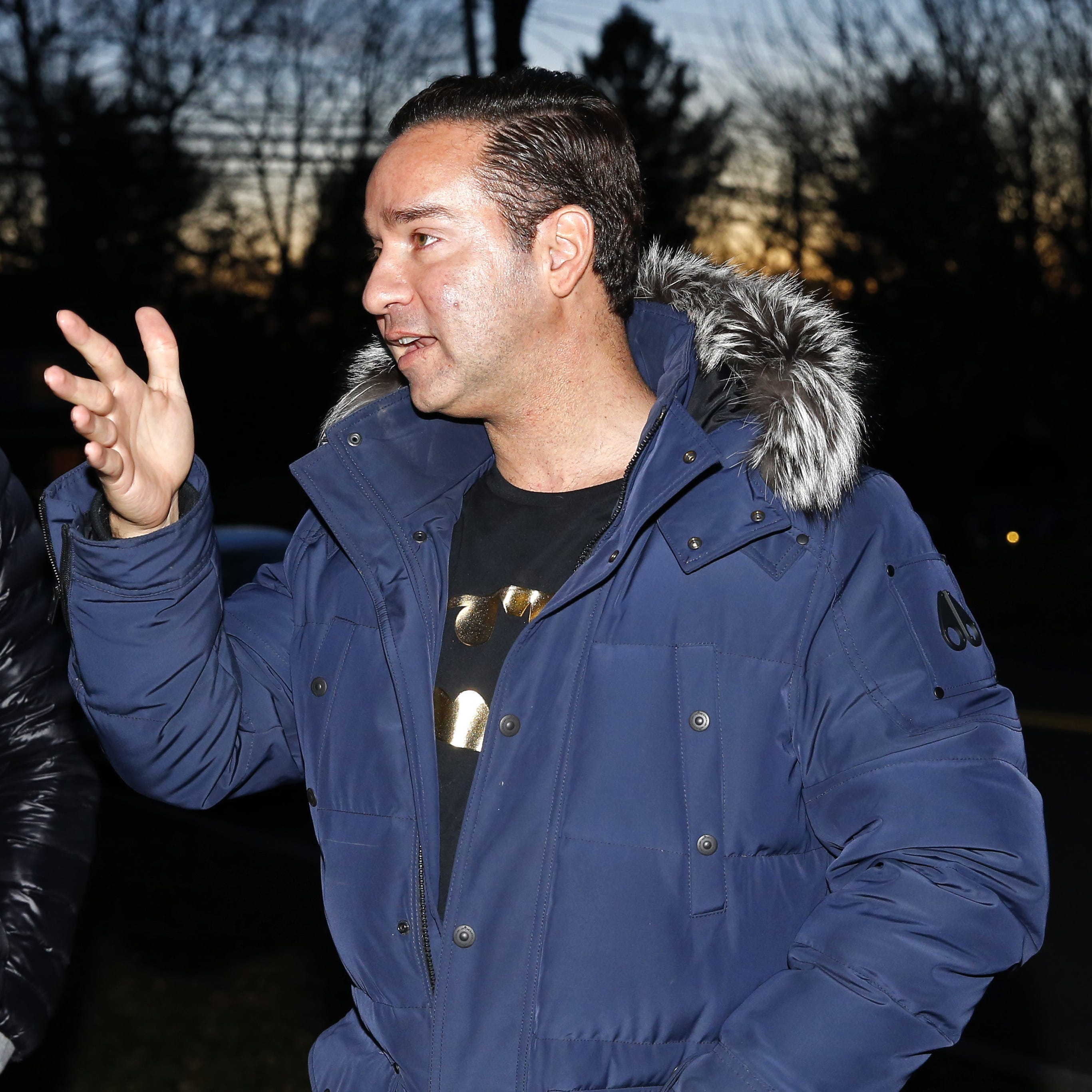 Jersey Shore: Mike 'The Situation' Sorrentino takes stoic road to prison