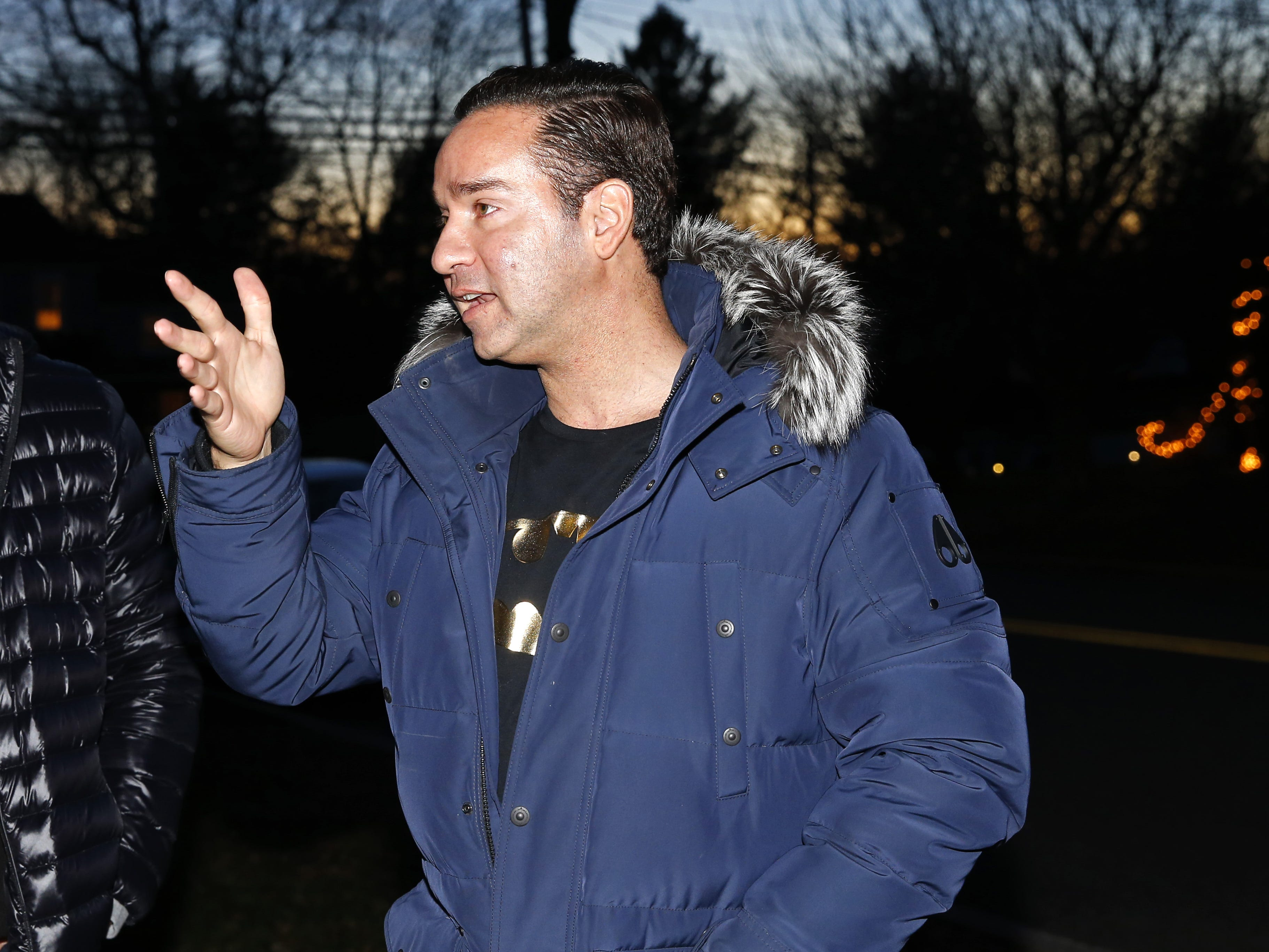 Mike 'The Situation' Sorrentino reveals last moments before going to prison