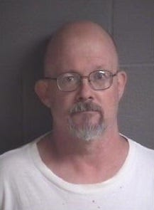 James Jackson Sherlin, in an Aug. 23, 2018, photo from the North Carolina Sex Offender Registry.