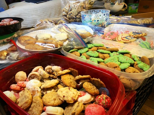 Cookies collected in the Burlington Cookie Drive will go to families staying in temporary shelters.