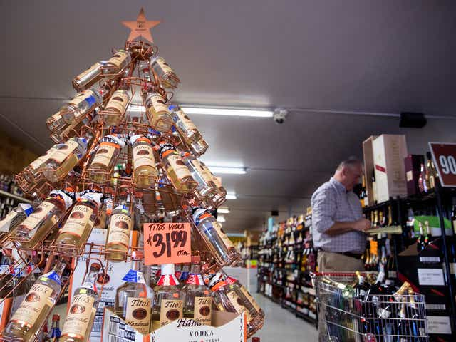 Texas Liquor Laws Christmas 2020 Here's why you buy liquor before the holidays in Texas