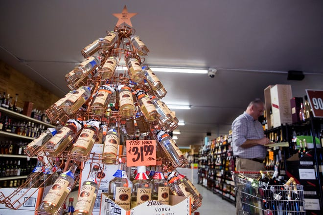 Here S Why You Buy Liquor Before The Holidays In Texas