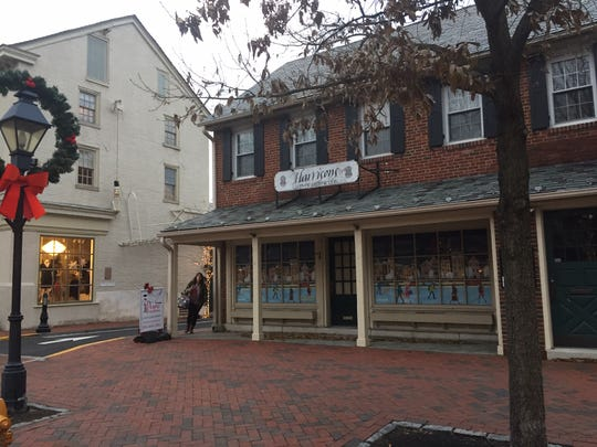 The landmark Harrison's building may be the future home of King's Road Brewing Company in Haddonfield.