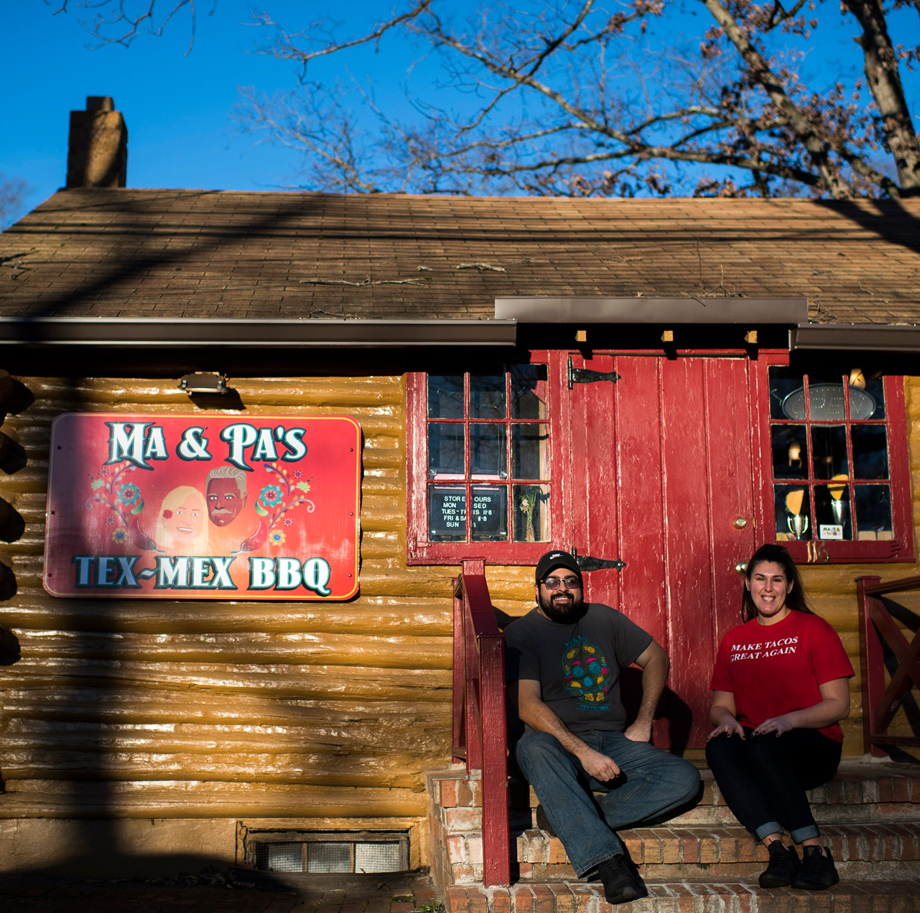 Ma & Pa's Tex-Mex BBQ opens in Rancocas Woods in Mt. Laurel