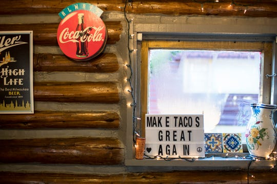 There is a cozy atmosphere to Ma & Pa's Tex-Mex BBQ in Mount Laurel.